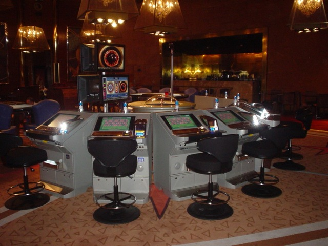 novo casino madrid
