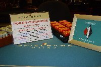 Texas Hold'em, Omaha und  interessante Turnierformate locken immer wieder zahlreiche Pokerenthusiasten nach Mainz.