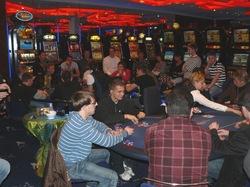 Die Pokertische im Casino Erfurt vibrieren über Pfingsten beim spannenden Wettstreit im Texas Hold'em.