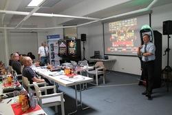 Die erfahrenen Referenten der Technik Tour: (v.l.n.r.) Harald Stephan und Ralf Jording.